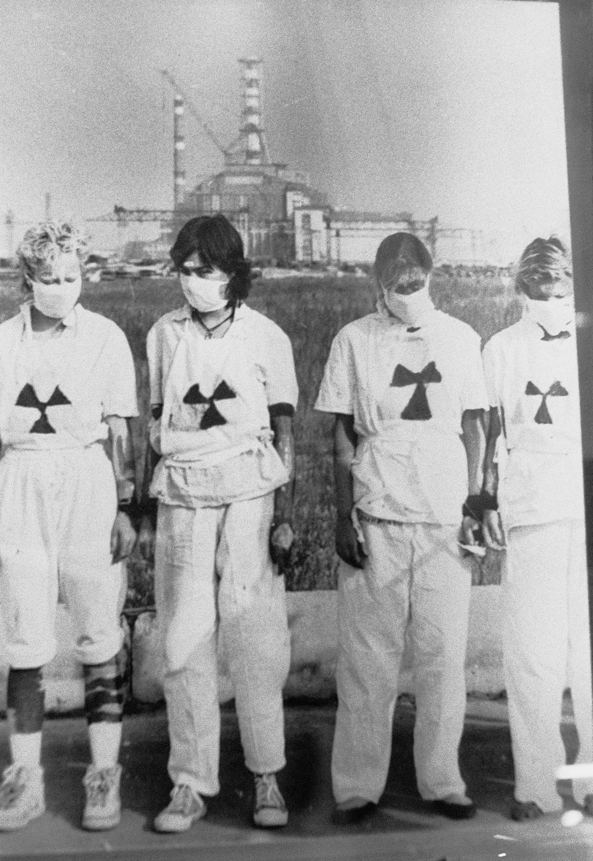 zdjęcia Muzeum z Czarnobylu