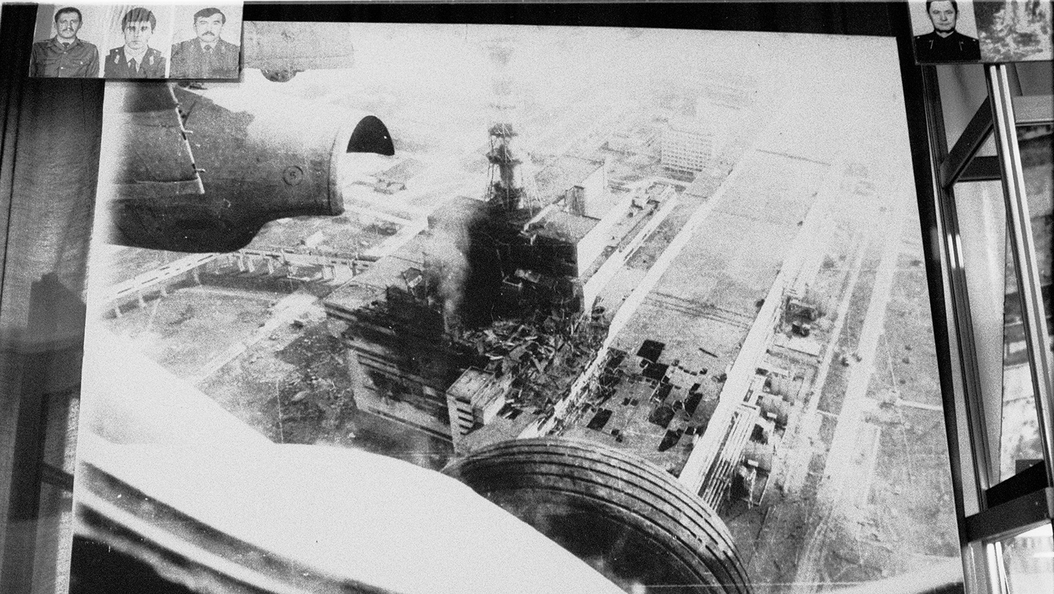 Zdjęcia Muzeum w Czarnobylu